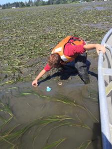 Muddy retrieval.