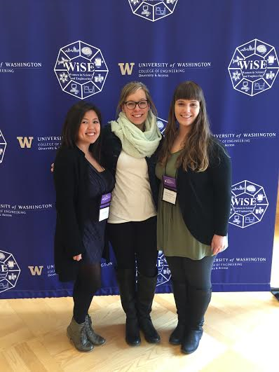 Representing UW's Women in Marine Science:  Celebrating UW's 25th Annual WISE Conference