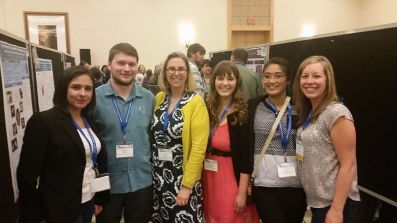 Becker Lab at Salish Sea Ecosystem Conference in Vancouver WA.