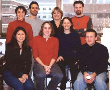 Dr Rebecca Daqvis 2005