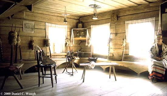 Novgorod Wooden Architecture Museum