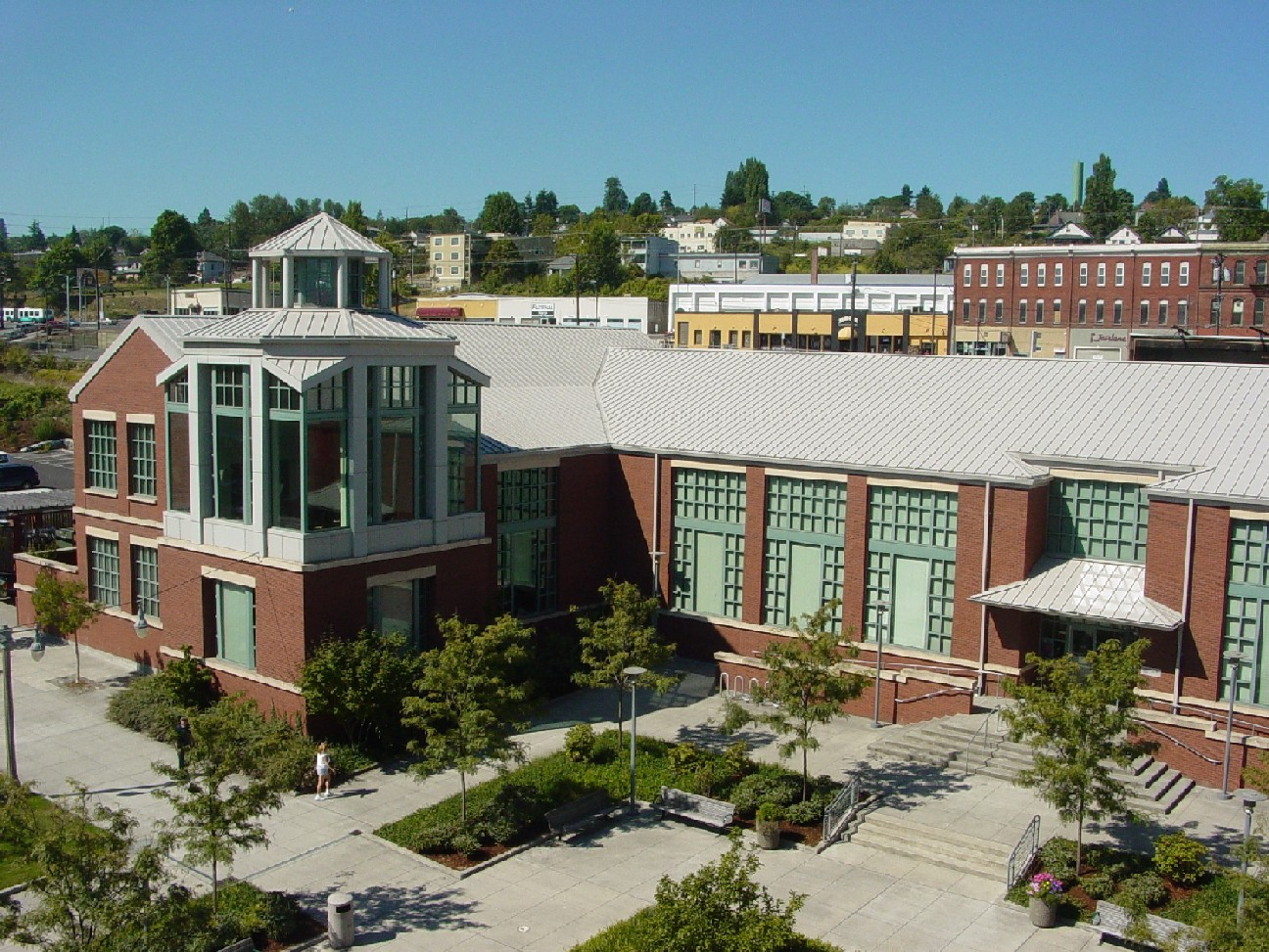 UW Tacoma Library