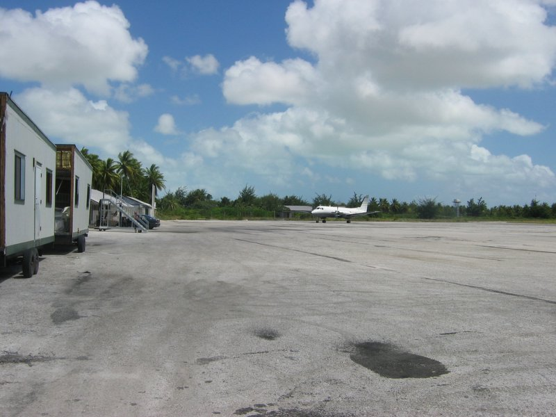 Christmas Island International Airport
