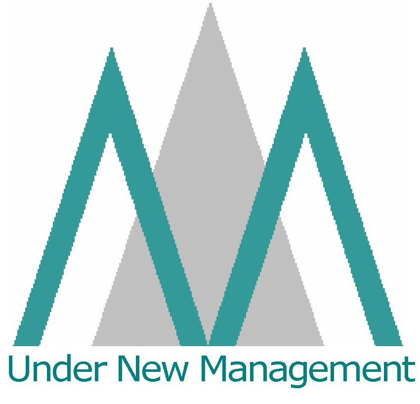 Logo for Under New Management Podcasts