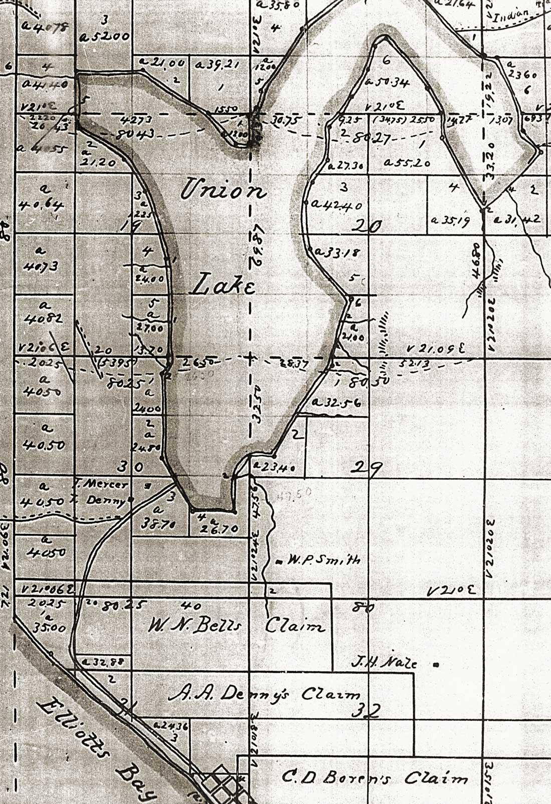 South Lake Union Map South Lake Union Stories