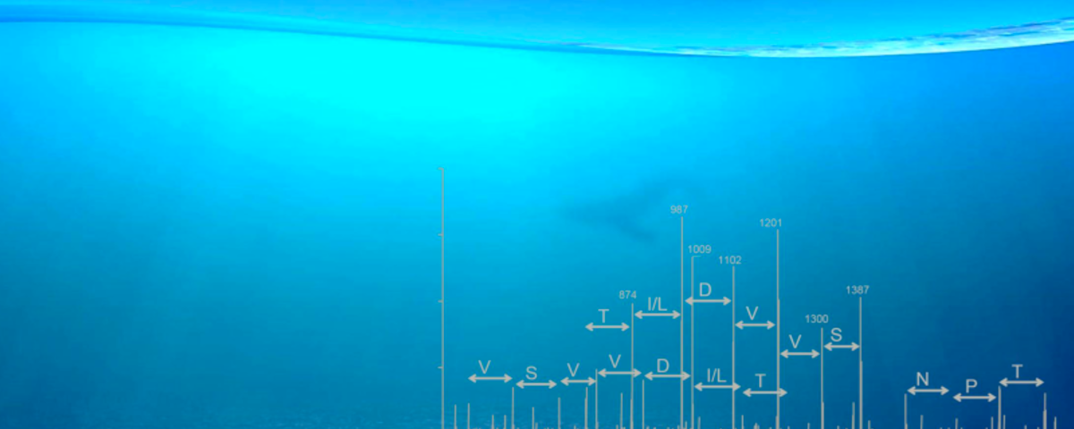 Collaboration with Environmental Proteomics Lab