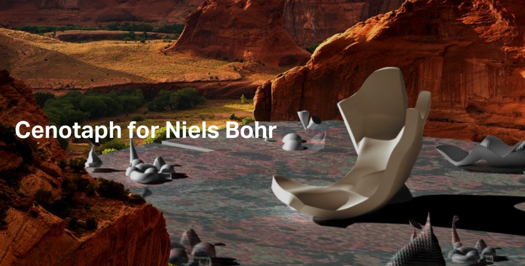 Cenotaph for Niels Bohr