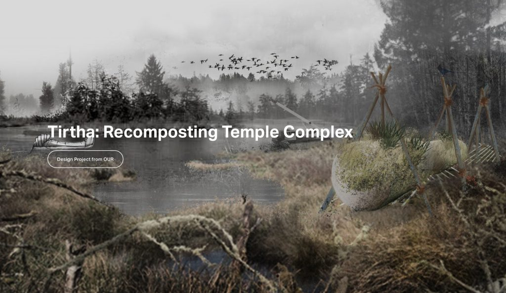 Recomposing Temple Complex