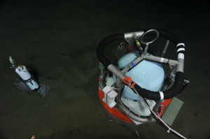 Testing the Absolute Calibrated Seafloor Pressure Recorder