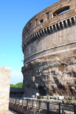 George, Rome week 4