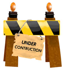 We are under construction!