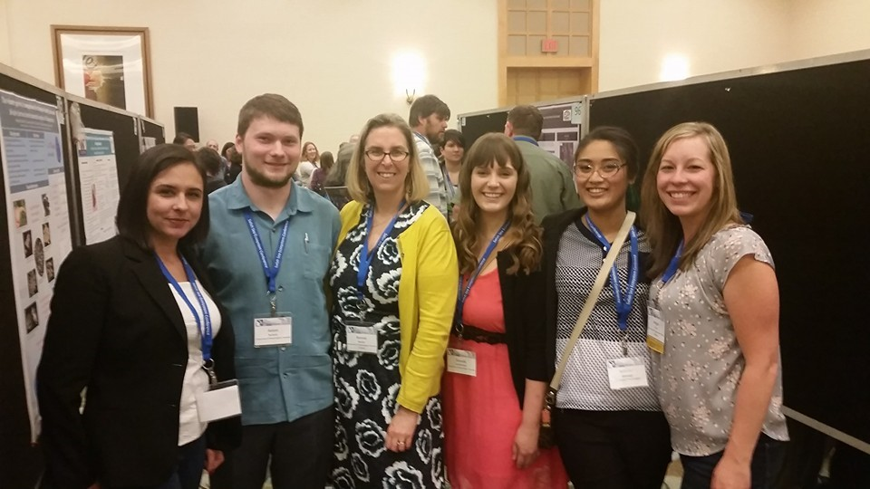 The Becker Lab Goes International: Sharing Success at the Salish Sea Ecosystem Conference!
