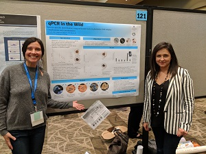Becker Lab at #SSEC2018: My First Science Conference!