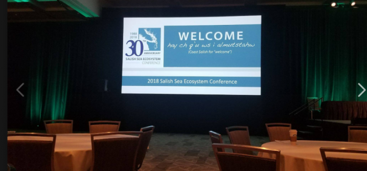 Becker Lab at #SSEC2018: Three days of valuable perspective