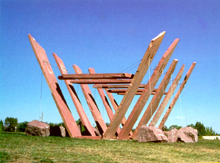 Examples Of John T Young S Public Artworks